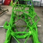 Change Color Green Chassis