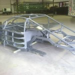 Grey Hammertone Chassis 2